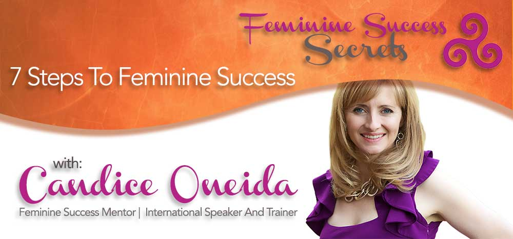 The Seven Steps To Feminine Success – Step 2 – Personal Brand
